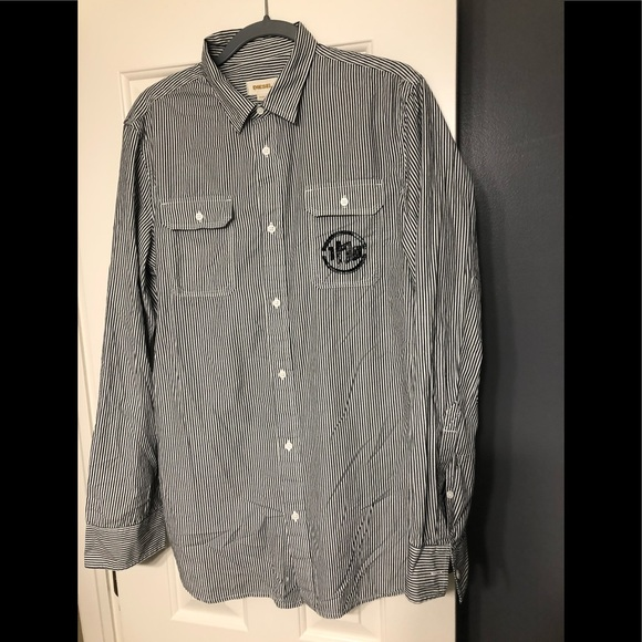 Diesel Other - Diesel designer Long sleeve button down XL